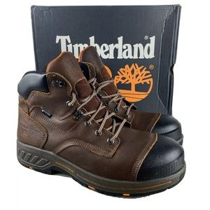Timberland PRO 6 In Helix HD CT WP Composite Toe